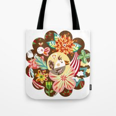 The forest of flower Tote Bag