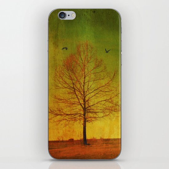 Running Thru My Veins iPhone & iPod Skin