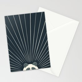 Good Morning Son - Panda Stationery Cards
