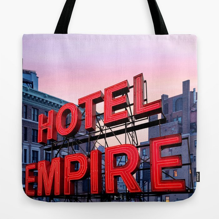 Hotel Empire Tote Bag
