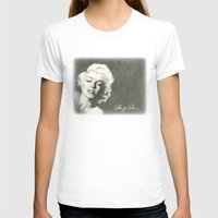 monroe T-shirts featuring Monroe by Brittany Shively