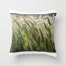 Soft Breeze Throw Pillow