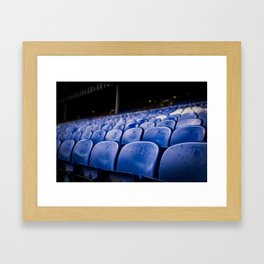Goodison seating Framed Art Print