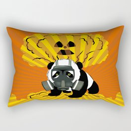 The Last Panda Rectangular Pillow