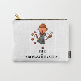 The Boy Who Ate - Ron Weasley Carry-All Pouch