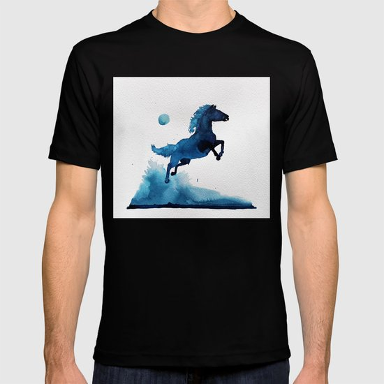 Equus ferus caballus T-shirt