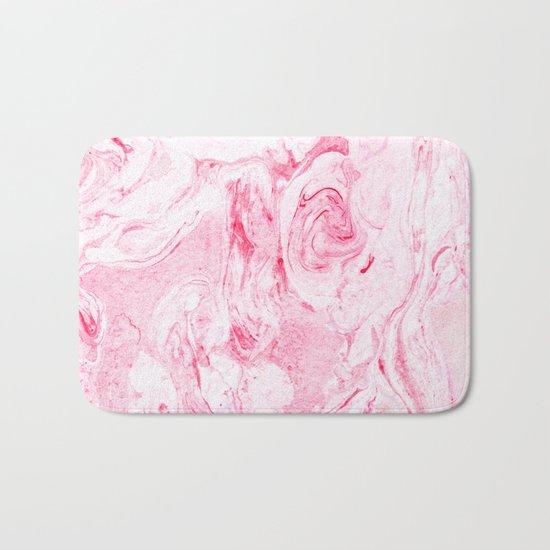 Candied Marble #society6 #decor #buyart Bath Mat