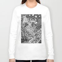 under the sea Long Sleeve T-shirts featuring Under the sea by Ommou