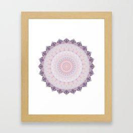 Mandala no. 47 Framed Art Print