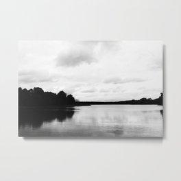 Lough Metal Print