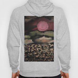 Fields of Gold - Surreal starry night Hoody