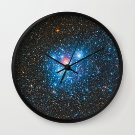 The Jewel Box Kappa Crucis Star Cluster NGC 4755 Wall Clock