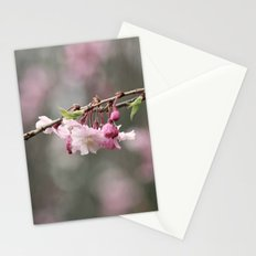 My Shadow Went with Fading Light Stationery Cards
