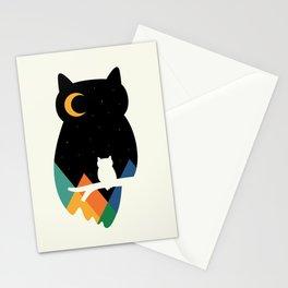 Eye On Owl Stationery Cards