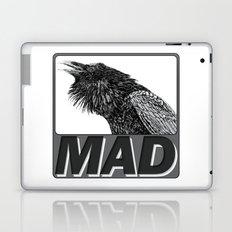 Raven Mad Laptop & iPad Skin