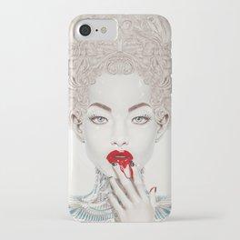 """""""Porcelain"""" iPhone Case"""