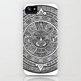 Aztec Roots iPhone Case
