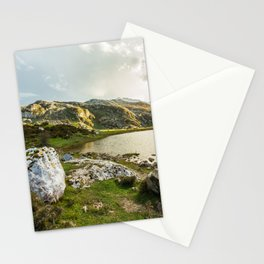 Lake Ercina Stationery Cards
