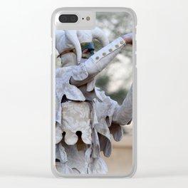 Magic Mime Clear iPhone Case