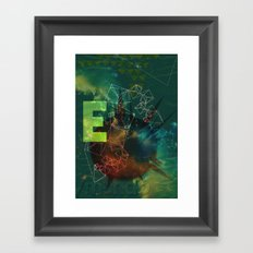 emundo Framed Art Print