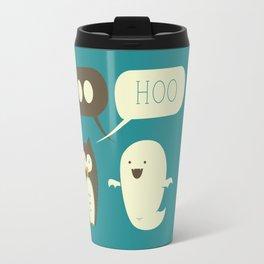 Boo Hoo Travel Mug