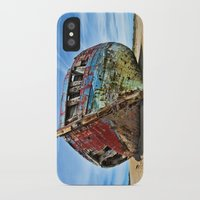 wreck it ralph iPhone & iPod Cases featuring Wreck by Dave Wilky