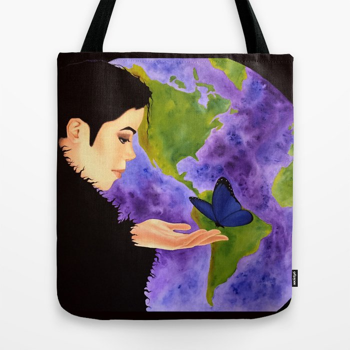 Earth's Child Tote Bag