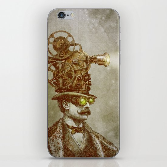 The Projectionist  iPhone & iPod Skin