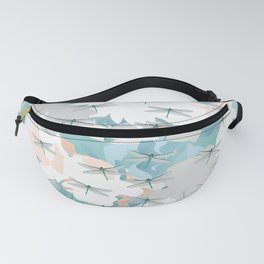 Dragonfly Dance Fanny Pack
