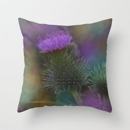 little pleasures of nature -165- Throw Pillow