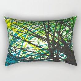 Marble Series, no. 2 Rectangular Pillow