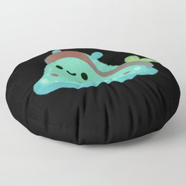 Mollusk cocktail Floor Pillow