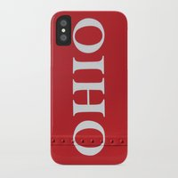 ohio iPhone & iPod Cases featuring OHIO by Leah M. Gunther Photography & Design