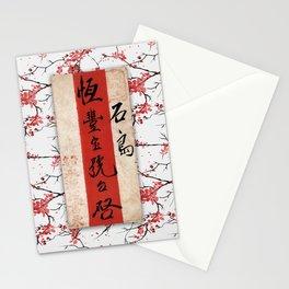 Kanji Stationery Cards