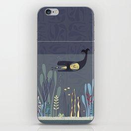 The Fishtank iPhone Skin