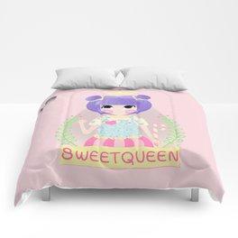 Candy queen Comforters