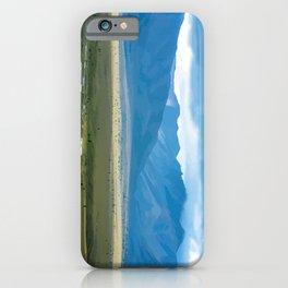The Last Frontier, Denali National Park iPhone Case