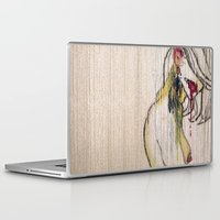 ruby Laptop & iPad Skins featuring Ruby by Hannah Melby