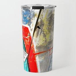 The Important Thing Travel Mug