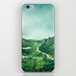 Picos de Europa iPhone Skin