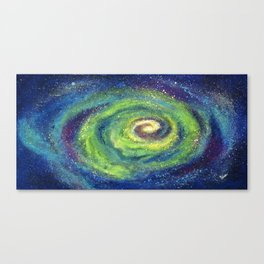 We Are The Light, Cosmic Series Canvas Print