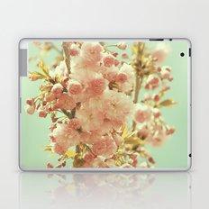 Sky Blue and Love Laptop & iPad Skin
