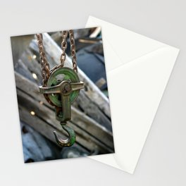 Block And Tackle Stationery Cards