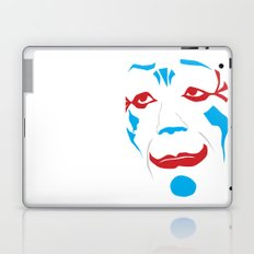 Laugh Clown Laugh Laptop & iPad Skin