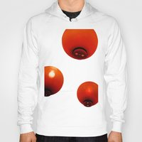 lanterns Hoodies featuring Matsuri Lanterns by Mauricio Togawa