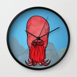 Octobeard Wall Clock