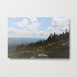 Mount Greylock I Metal Print