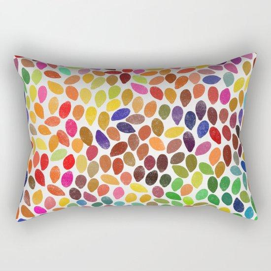 rain 13 Rectangular Pillow