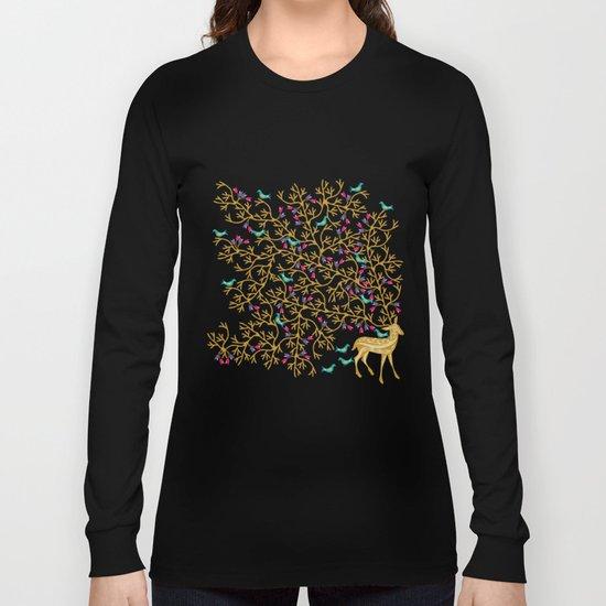 Deer Beautiful Burden Long Sleeve T-shirt