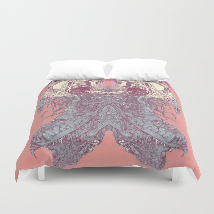 insect Duvet Cover